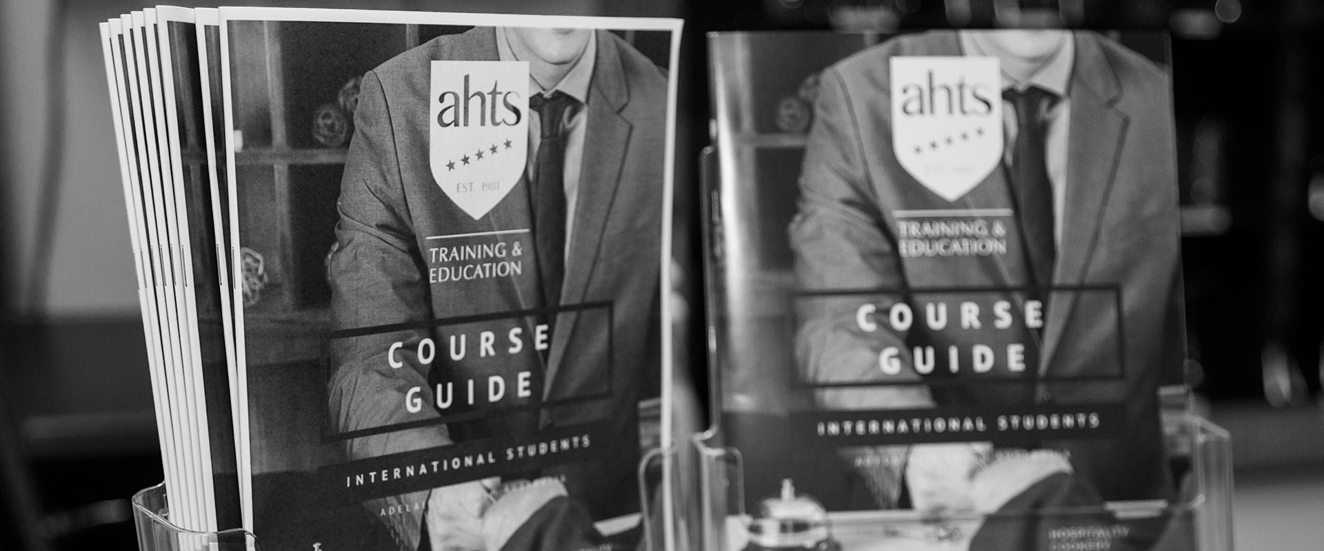 YOUR FUTURE IS IN GOOD HANDS WITH AHTS